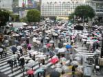 Shibuya crossing, ovvero l'ombelico mondo
