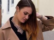 jewelry designer aluminium necklace