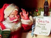 vera storia Babbo Natale: creazione della Coca Cola