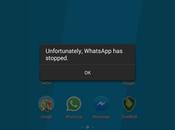[Guida] Risolvere della chiusura automatica Whatsapp