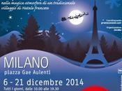 Mercatino Natale Francese 2014 Milano piazza Aulenti