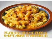 Pasta castagne: buonissima!!!