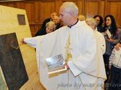 Inaugurata porta bronzo della Chiesa Madre Positano
