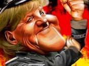 Presidente, Europa kaputt. Mettetelo nella zucca Merkel