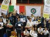Tiro l'arco: Sentiero Selvaggio d'argento nella Coppa Italia Centri Giovanili