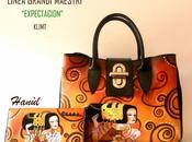 L'ATTESA, coordinato borsa portafogli scoppiettante colori!