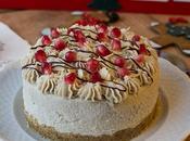 Mini Cake senza cottura vestita festa