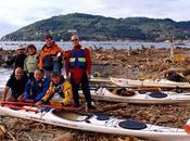 Level Coach training around Palmaria Island...