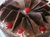 torta Black Cake