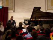 Ultimi preparativi concorso pianistico alla 27esima edizione Memorial Folco