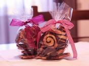 #Christmasgift Girelle bicolore cioccolato