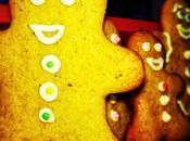 Bscotti Zenzero Gingerbread cookies (Biscotti natalizzi)
