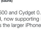Saurik aggiorna Cydget Veency supporto iPhone 6/6+