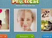 PhotoCat: edita, ritocca crea collage line foto
