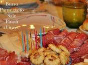 Salatini homemade Frollini parmigiano