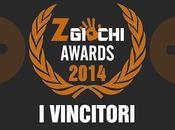 Z-Giochi Awards 2014 Vincitori