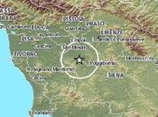 Toscana terra trema tutto giorno nessun danno cose persone
