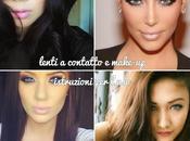 Lenti contatto make-up: istruzioni l'uso