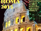 Capodanno Roma 2015: concertone Circo Massimo festa vintage Fori Imperiali.