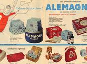 pubblicità ALEMAGNA (1960)