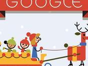 Ecco doodle Google augura Buone Feste!