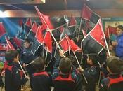 Fondazione Taras a.C., festa Natale della Scuola Calcio Taranto