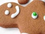 Gingerbread: omino dolce delle feste