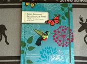 Quando libro piccola opera d'arte- marshall paper blossom butterflies birds.