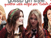 Gossip Girl Style: quattro idee outfit Natale