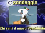 Sondaggio: sarà nuovo Presidente della Repubblica?