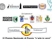 """Edizione Premio Naz.le Poesia """"L'arte versi"""" favore della Fondaz. Salesi Ancona"""
