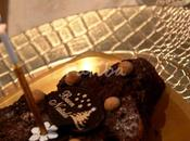 Alberello natalizio brownie amaretti