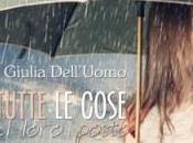 """Sotto riflettori: """"Tutte cose loro posto"""", Giulia Dell'Uomo"""