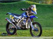 Yamaha 450F Dakar Rally Team Yamalube 2015