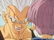 Trunks scopre essere controllato Baby