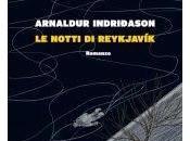 Arnaldur Indridason notti Reykjavik
