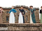 Orgoglio Pregiudizio Zombie sono ufficialmente concluse riprese dell'adattamento romanzo Jane Austen