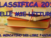 Bilancio annuale delle letture mercatino libri fantasy 2014