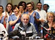 Ebola: parla medico siciliano Emergency guarito
