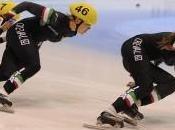 Short Track: torinesi Andrea Cassinelli Ylenia Tota Campionati Italiani Assoluti