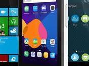 Nuovo Alcatel Pixi Girare Android, Windows Firefox