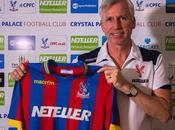 Premier League, ufficiale: Pardew Crystal Palace