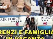 Renzi vacanza volo Stato 9mila euro, denunciarlo