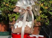 Doni Dolcezze Preparato Cioccolata Calda Mandorle alla Vaniglia Cannella Chocolate Vanilla Cinnamon Almonds