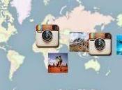 PhotoInMap scopri foto Instagram mappa mondiale