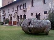 sculture Igor Mitoraj Castel Vecchio Verona