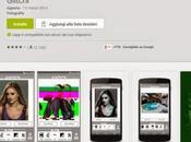 Glitchr: Android applicare effetti retrò alle foto
