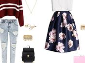 FASHION COST: Pink Flowers!!