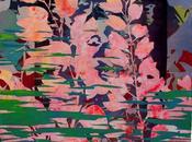 Magnifiche textures soggetto vegetale nelle opere installazioni devon tsuno