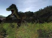 caccia dinosauri Provato